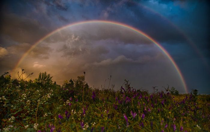 Rainbow Perfection By Wendy Chase On Under The Dome Southwest