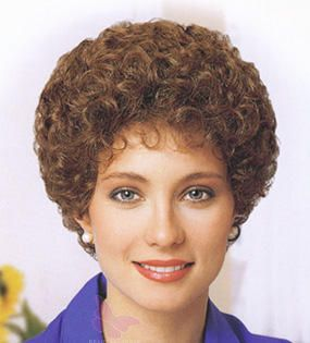 style your hair poodle perm i wish this was back in fashion 2339