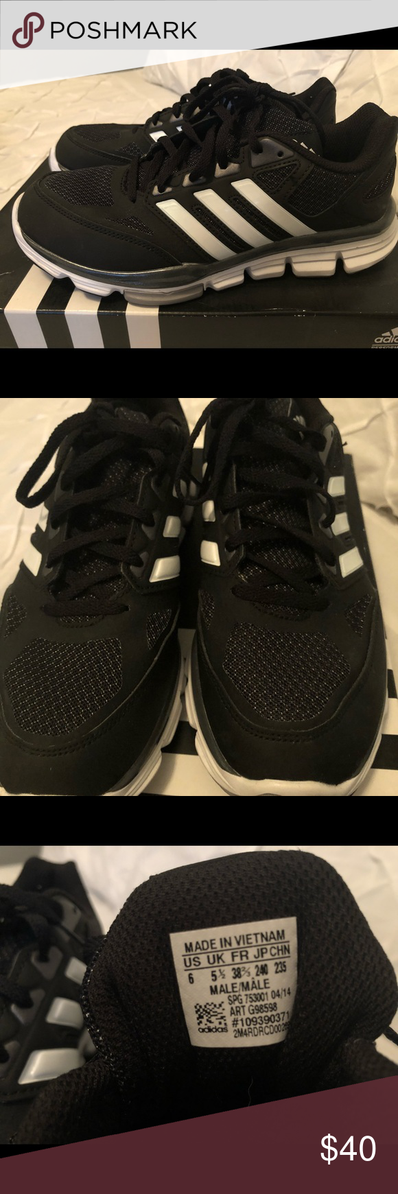 d4bb511b9216 Adidas Speed trainer sneakers Brand new