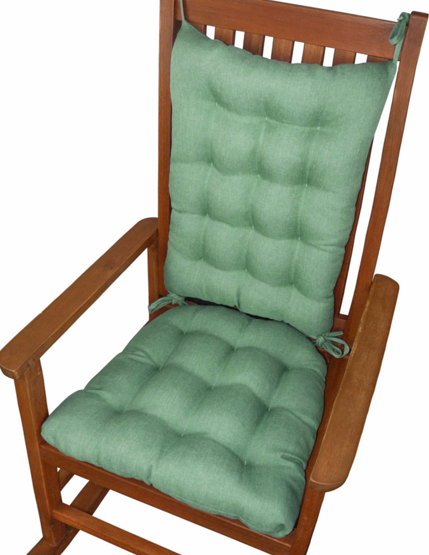 Teal Rocking Chair Hayden Turquoise Rocking Chair Cushions Latex Foam Fill