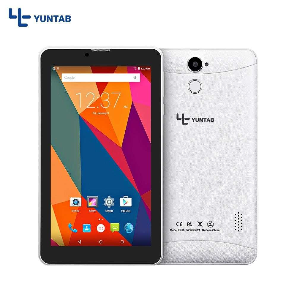 "Universe of goods Buy ""Hot 3G Phablet Yuntab 7inch E706"