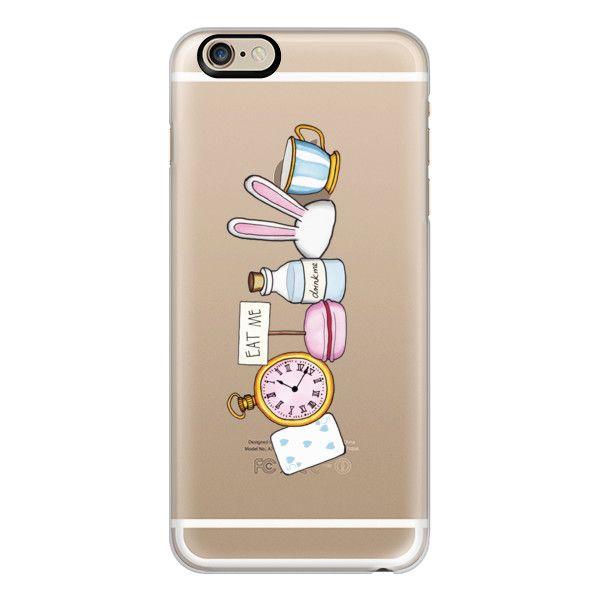 iPhone 6 Plus/6/5/5s/5c Case - ALICE IN WONDERLAND | Iphone case ...