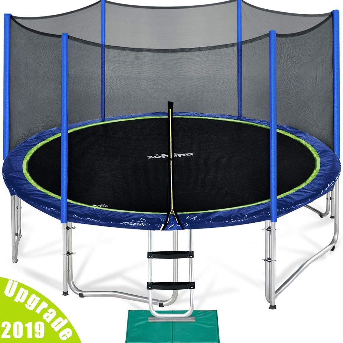 Pin On 10 Best Kids Trampolines At An Affordable Price