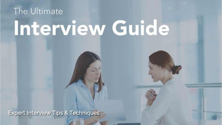 the ultimate interview guide free download get tips from the group that behaviors more than 250 meetings a month an open employment gets a normal of 118 - Employer Interview Tips Techniques Guide