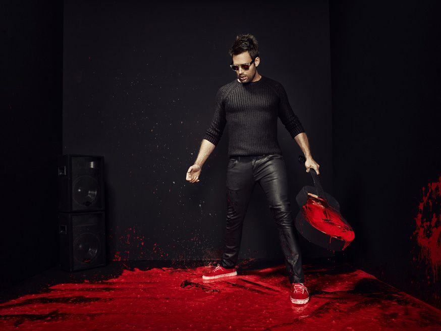 NICK & SIMON - JFK MAGAZINE by Ruud Baan Photography