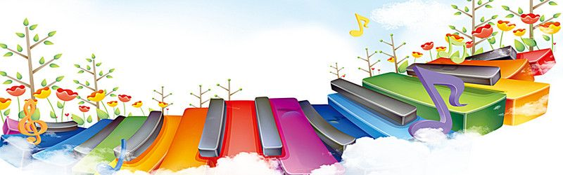 Taobao Children Music Picture Material   Music for kids ...