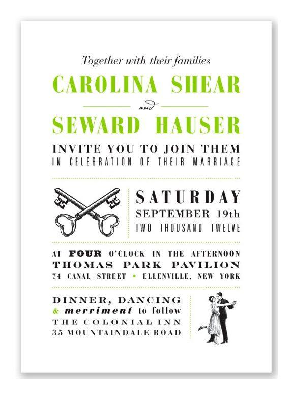 Wedding Invitation Wording My dream wedding Pinterest - best of formal invitation salutations