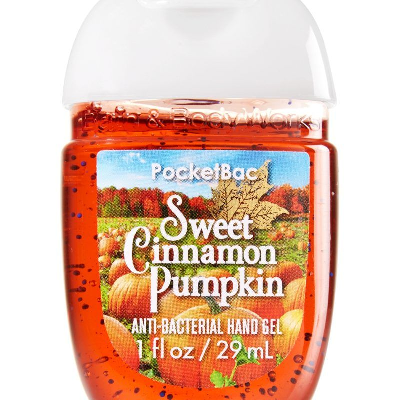 Sweet Cinnamon Pumpkin Pocketbac Bath And Body Works Bath And