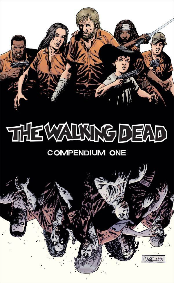 For Eli Overstock The Walking Dead Compendium Is Here Since 2003 Robert Kirkman S The Walking Dead H Walking Dead Comics Walking Dead Fan The Walking Dead