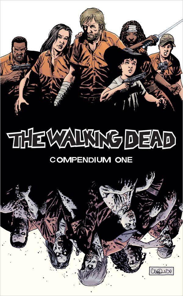 For Eli Overstock The Walking Dead Compendium Is Here Since 2003 Robert Kirkman S The Walking Dead H Walking Dead Comics Walking Dead Fan The Walking Dead
