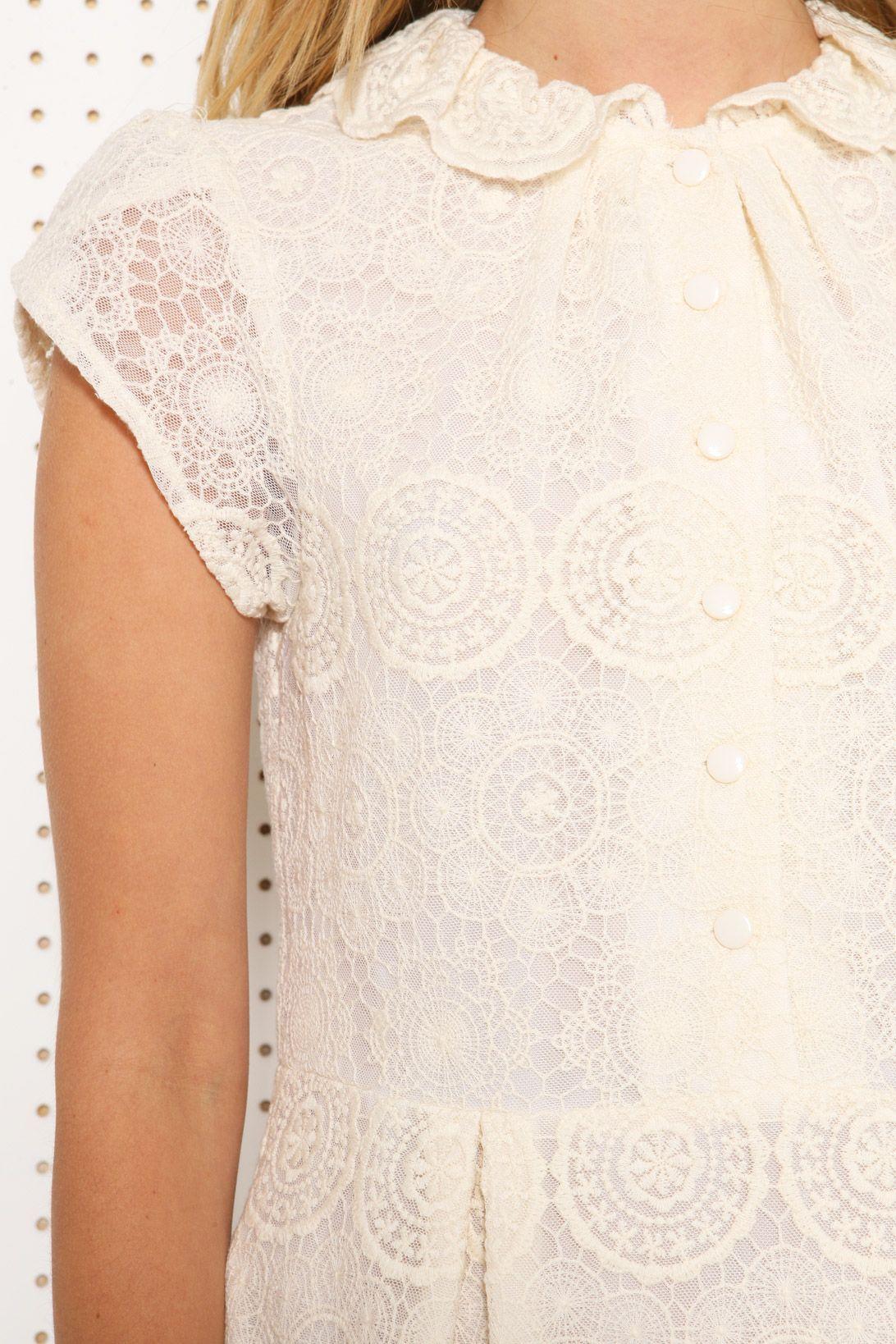 Little White Lies Laurie Lace Dress