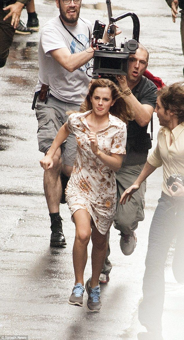 Emma Watson gets physical in Buenos Aires filming Colonia Dignidad