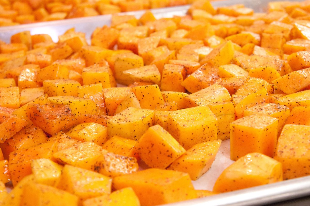 Winter Squash Winter Squash A Cup Of Cooked Butternut Squash