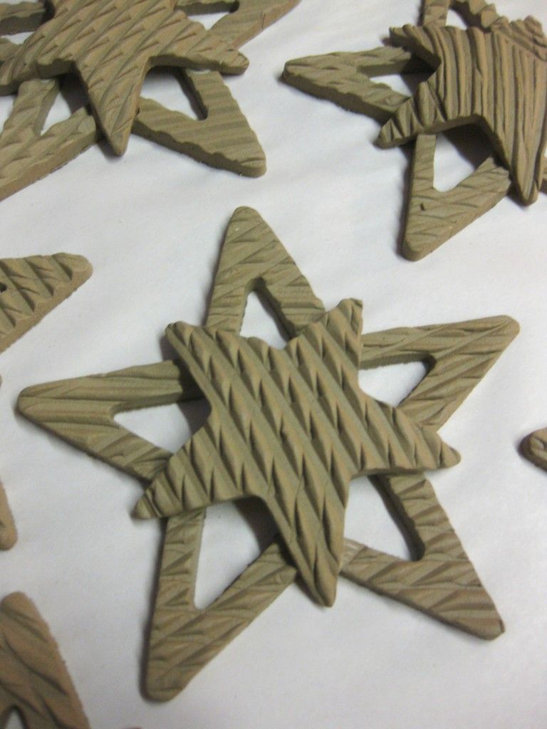 Firewhenreadypottery.com - holiday ornament challenge