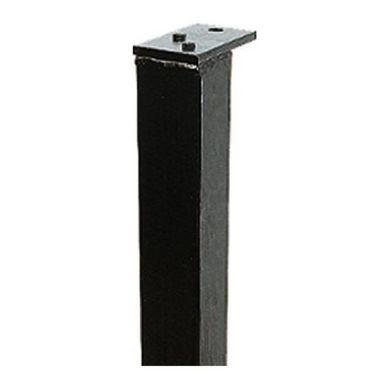 Ils permettent la pose de portails et portillons en acier ou en bois