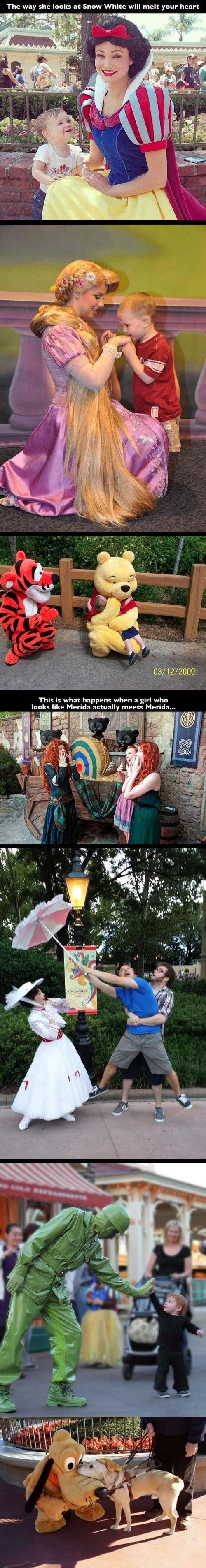 Disney Is A Magical Place