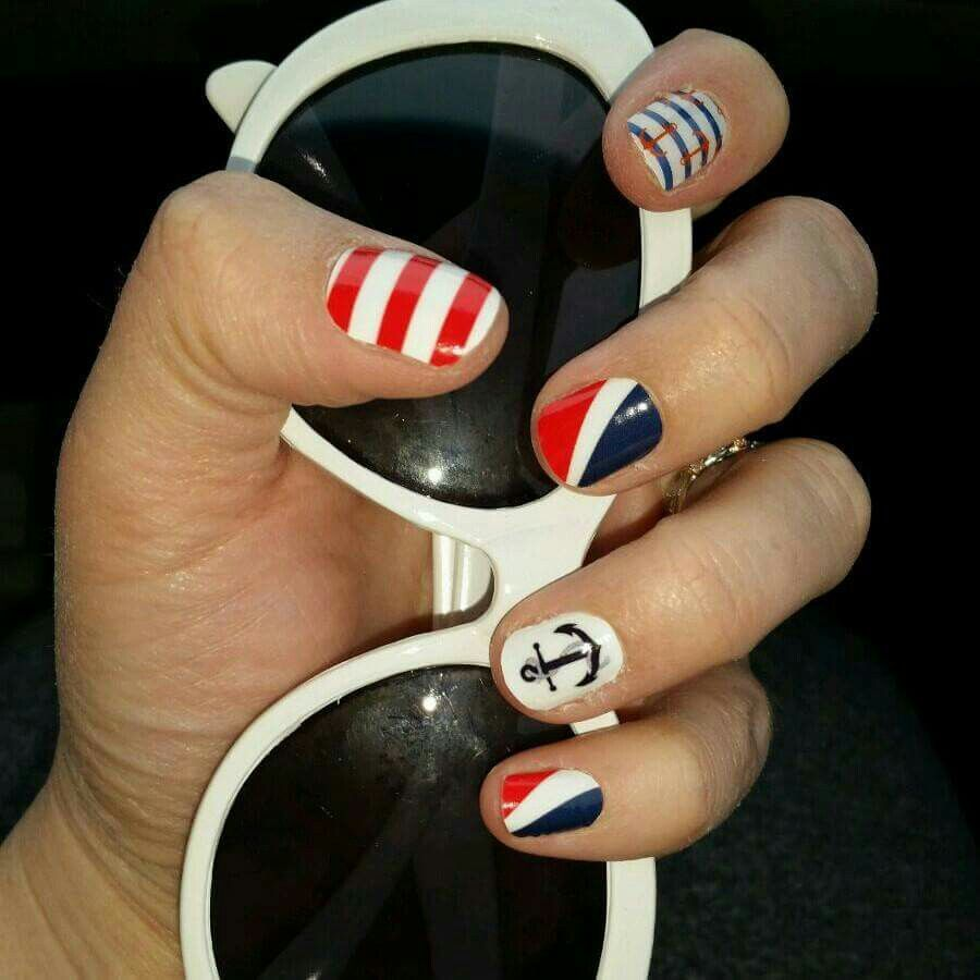 Carnival cruise Jamberry | Carnival Cruise NAILS | Pinterest ...