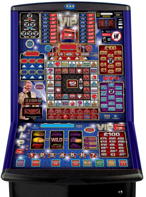 Deal Or No Deal Vip | Skill games, Arcade games, Pinball machine