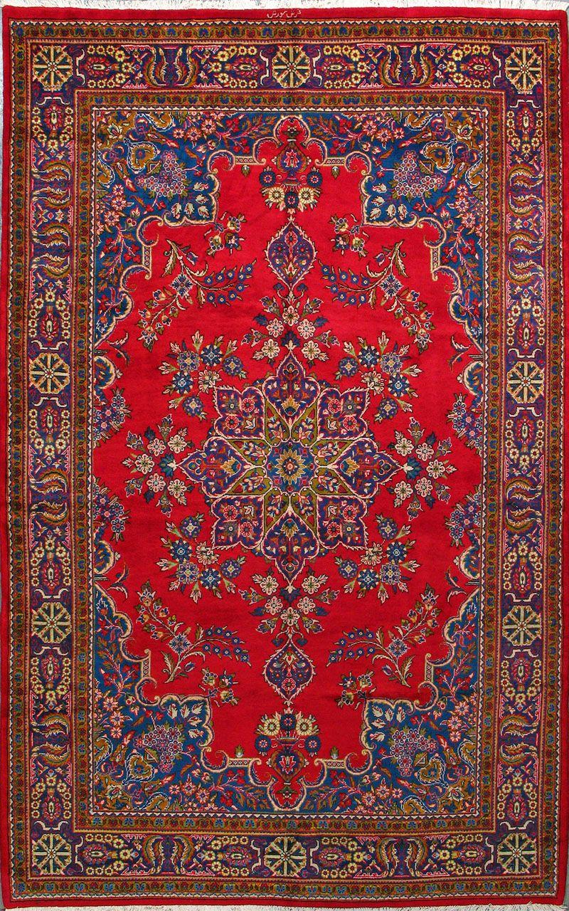 Sarough Persian Rug