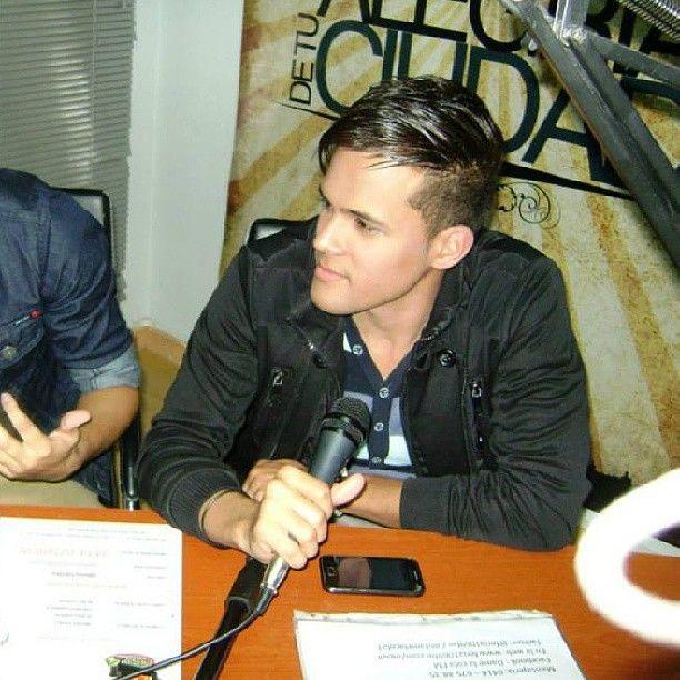 #TBT En entrevista desde @Feria1069FM junto a @RokolaMusica #GiraDeMediosRKL