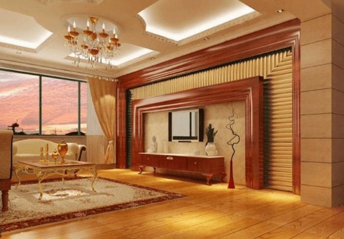 Wunderbar Wohnzimmer Neu Gestalten Farbe