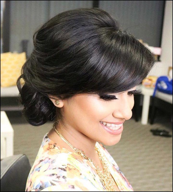 Pin By Seema Mishra On Seema Wedding Hair Makeup Pinterest Hair
