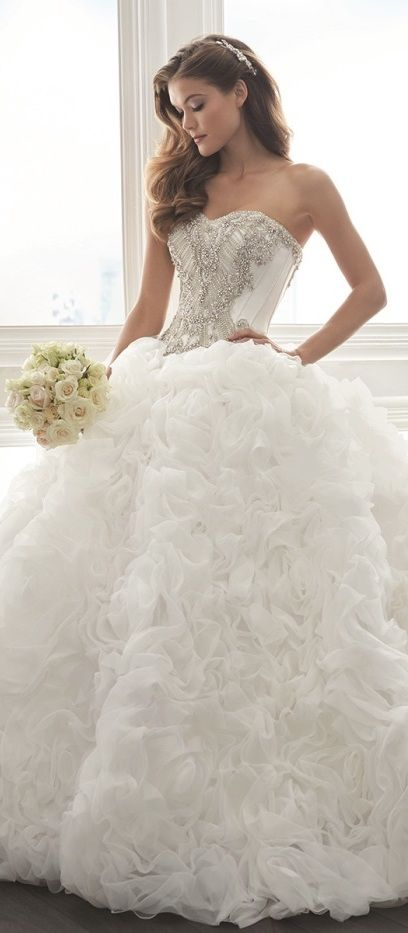 Wedding Dress by Christina Wu Brides 2017 | Wedding Dresses ...