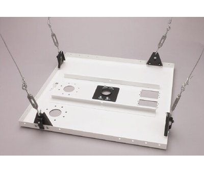 Chief Manufacturing Suspended Ceiling Kit Wall Mounted Tv Projector Ceiling Mount Mounted Tv