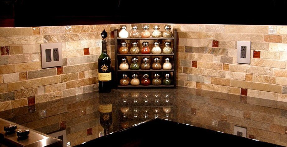 Uba Tuba Countertops | ... Uba Tuba Granite Countertops In The Kitchen.