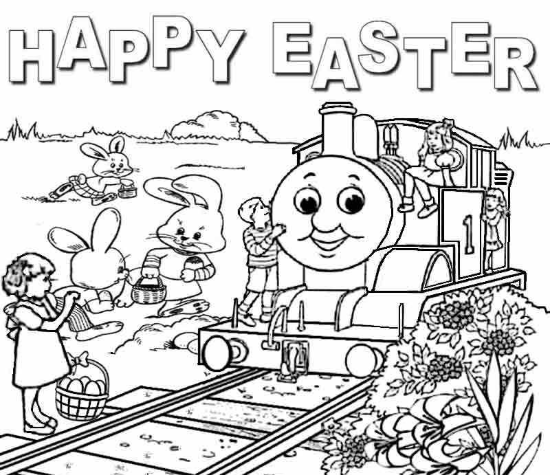 Easter Coloring images For Kids Coloring Pages Pinterest