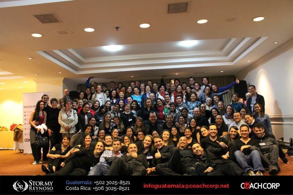 Cuarto Grupo de Graduados de Taller Discovery en Guatemala