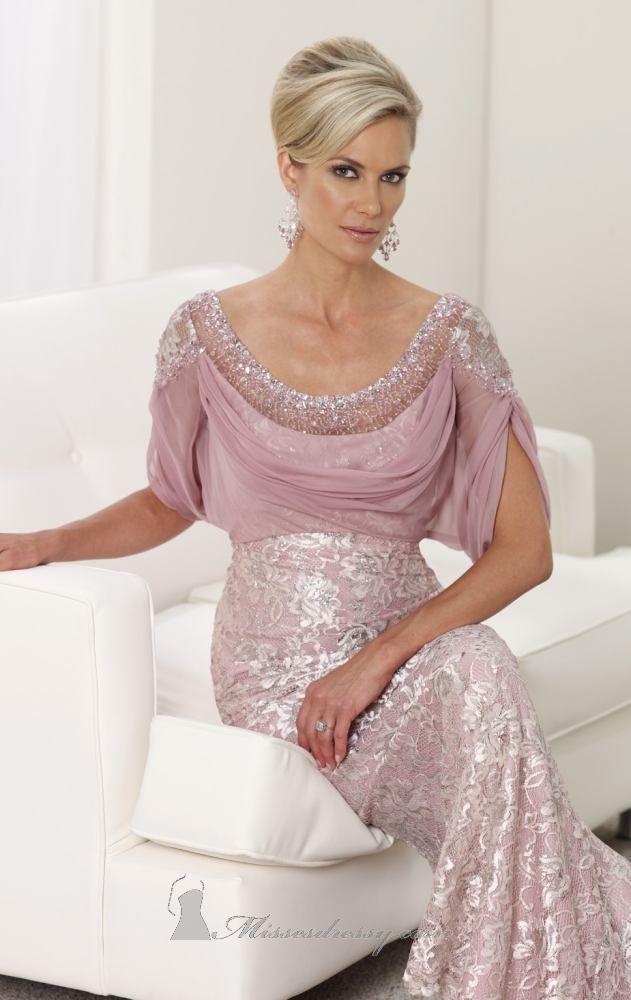 dfe66e571 Vestidos Modernos para la Madre de la Novia 10
