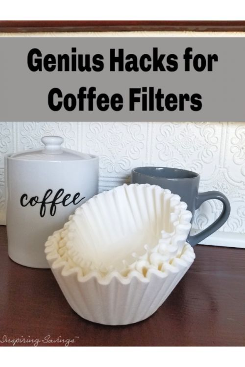 New Uses For Coffee Filters Surprisingly Genius Ideas Coffee Filters Fridge Smells Coffee Filter Uses