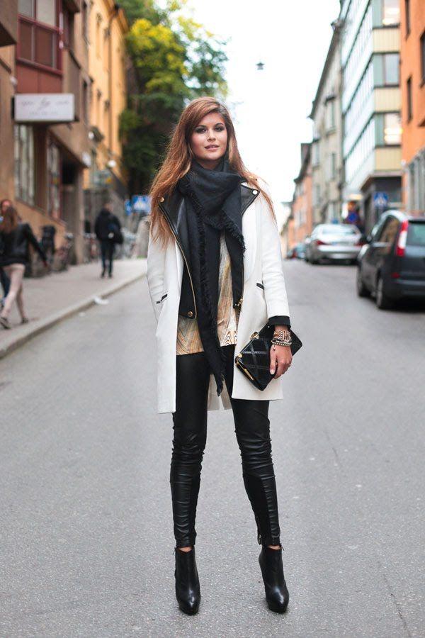 28 Street Style Shots From Stockholm Fashion Week | TeenVogue.com