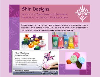 Shir Designs: Recuerdos para tu evento