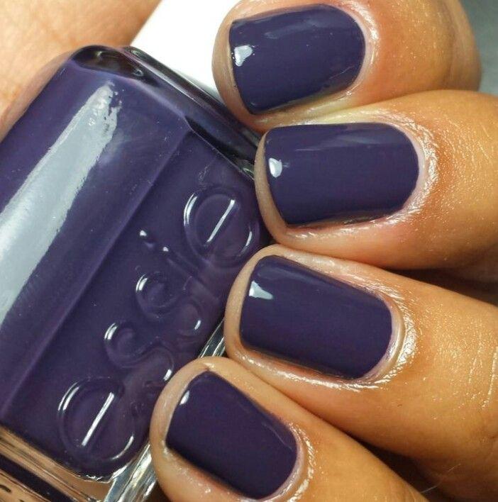 Pin by Anna Hagara on nails   Pinterest   Navy nails, Hair health ...