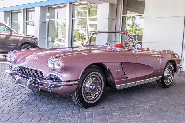 1962 Corvette Corvette For Sale Chevrolet Corvette Chevrolet
