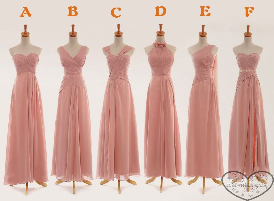 Chiffon Convertible Dress