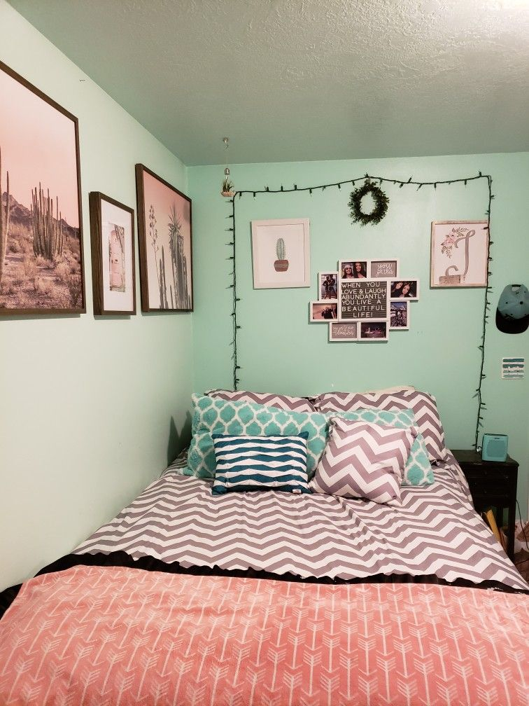 teenage girl room decor    Cute bedroom decor, Teenage ...