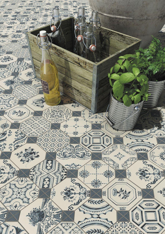 Fliese für Innenbereich / Boden / aus Keramik / Matte WORLD PARKS ...