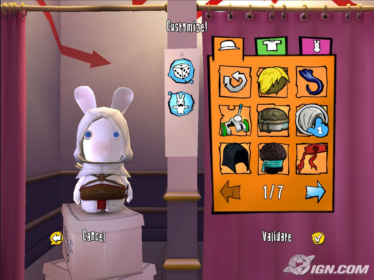rayman raving rabbids 2 20071113055753950jpg 1280960 - Raving Rabbids Halloween Costume