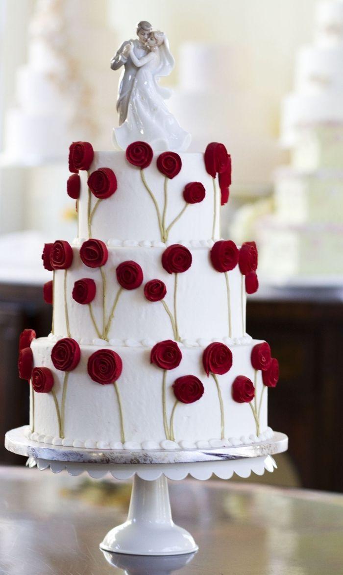 Pin Von A Auf Hochzeiten Mit Bildern Torte Hochzeit