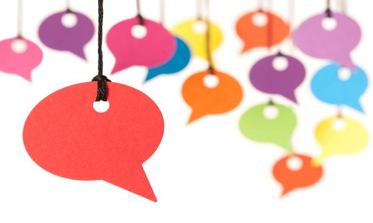 Comunicación III: ¿qué decir?