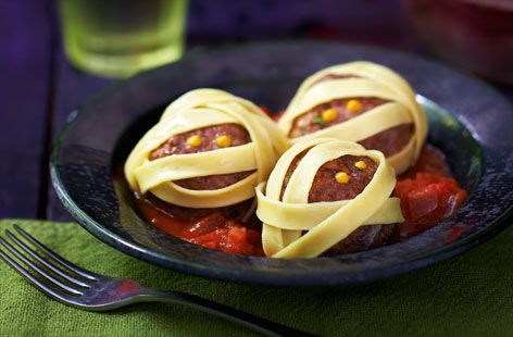 10 scary savoury Halloween treats Halloween foods and Halloween - spooky food ideas for halloween