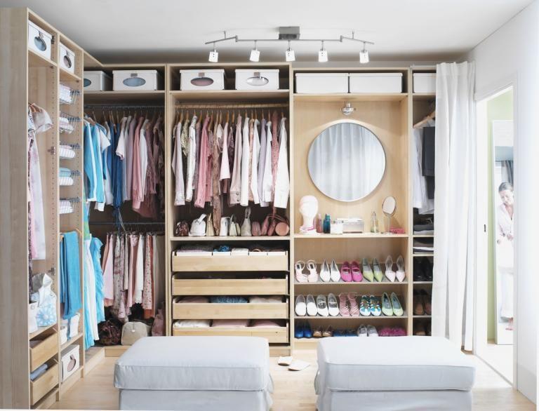 Фото из статьи: 9 правил идеального гардероба