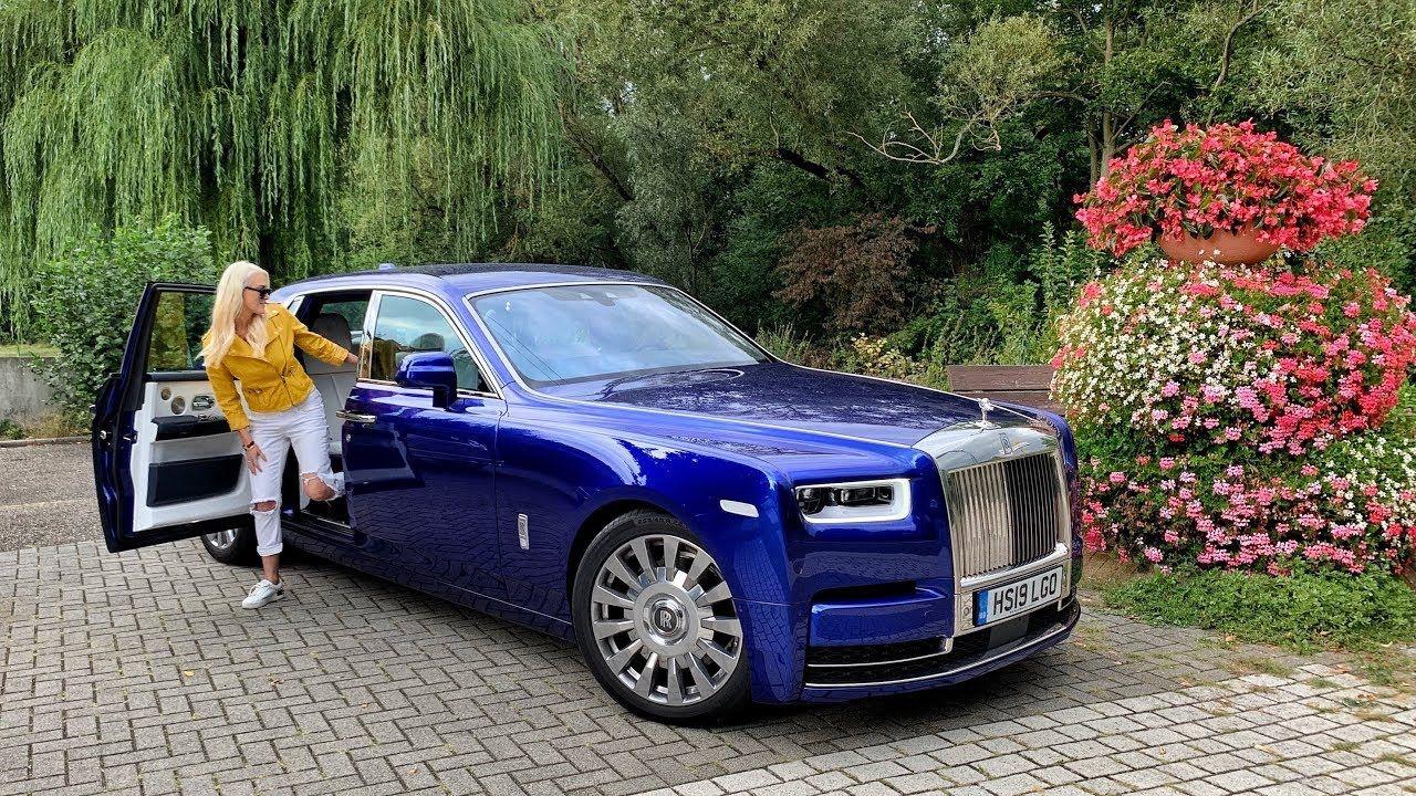 New Rolls Royce Phantom World S Most Luxurious Car Youtube Rolls Royce Phantom New Rolls Royce Rolls Royce