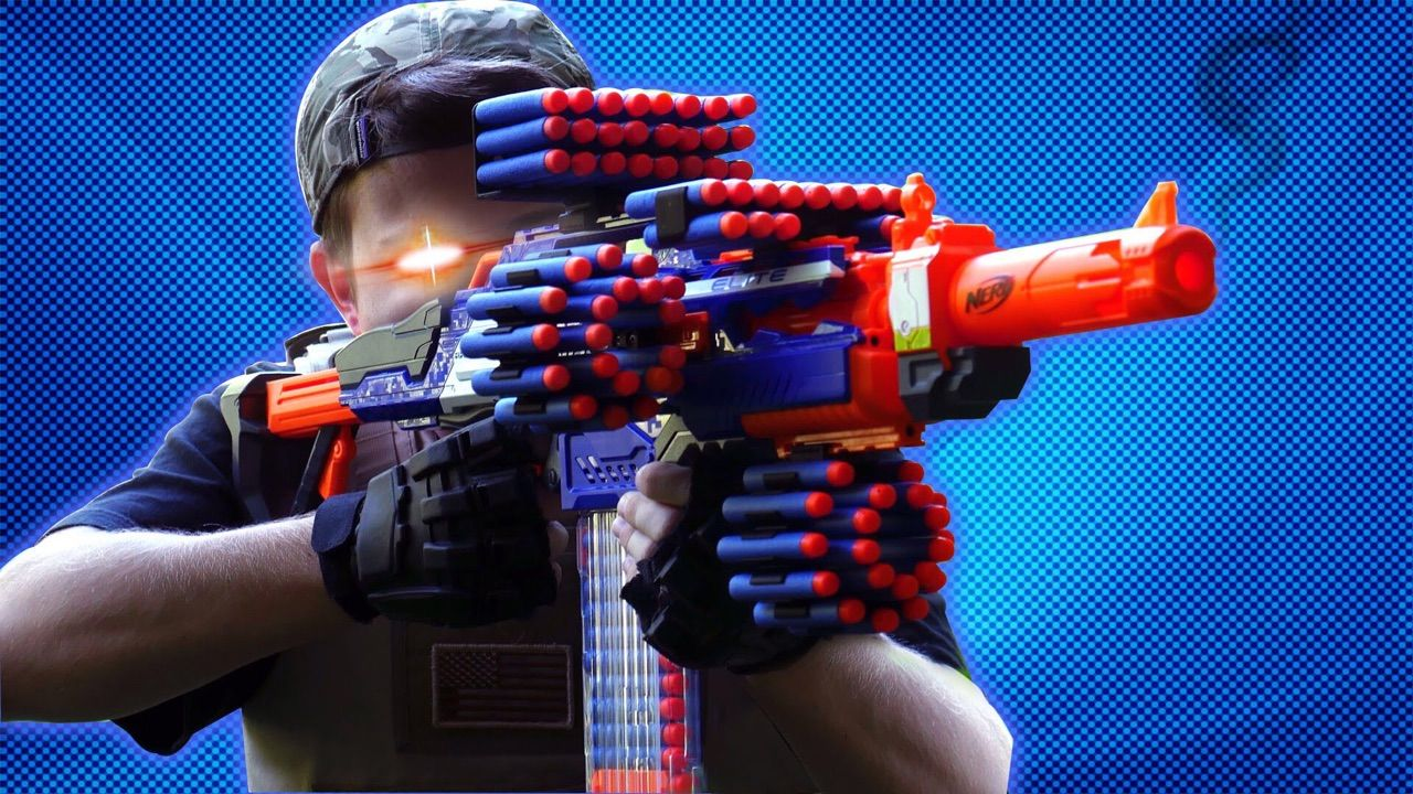BEST Nerf Guns To Buy For Christmas 2017! You don't want to miss