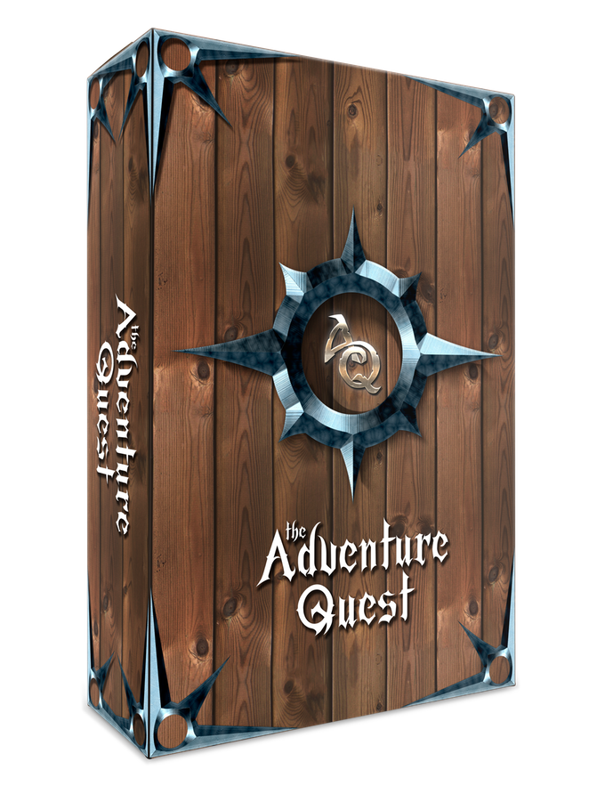 The Adventure Quest Card Game Adventure quest, Card