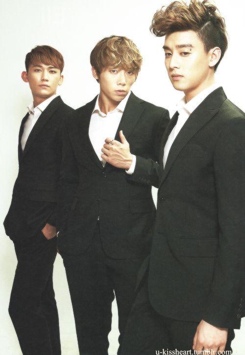 AJ, Hoon, Eli