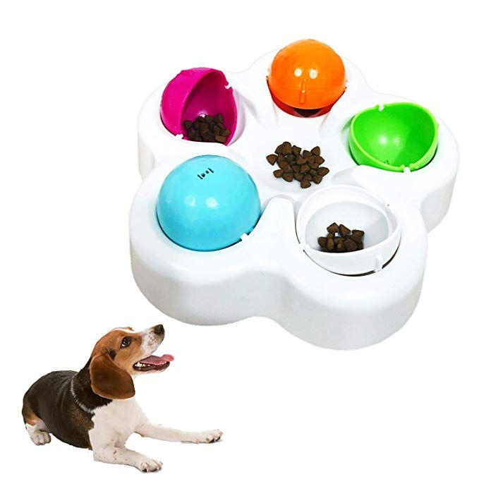 Pet Iq Intelligent Toy Smart Dog Puzzle Toys For Beginner Puppy